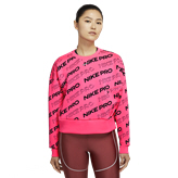 Nike Pro AeroAdapt Women's Crop Top, Pink