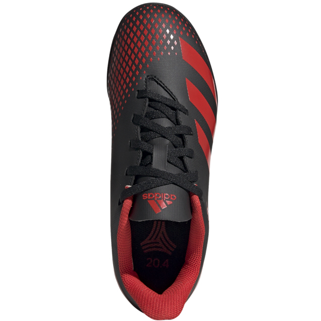 adidas Predator 20.4 Kids' Astro Boot, Black