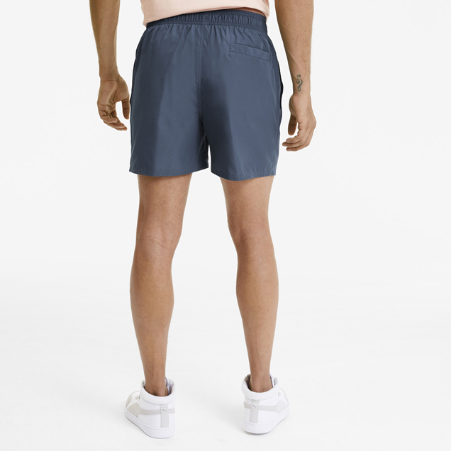 Puma Essential+ Men's Summer Short Dark Denim