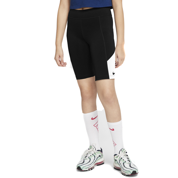 Nike Trophy Girls' Bike Short, Black