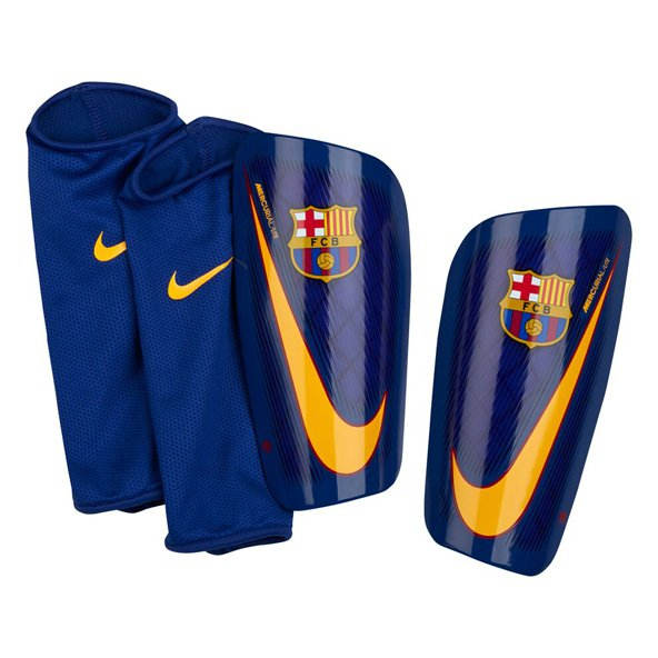 Nike FC Barcelona Mercurial Lite Shinguard, Blue