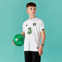 NB Ireland FAI 2019 Kids' Away Jersey, White