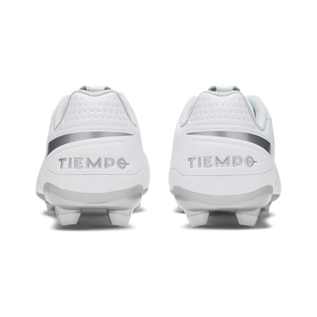 Nike Tiempo Legend 8 Academy Kids' MG Football Boot, White