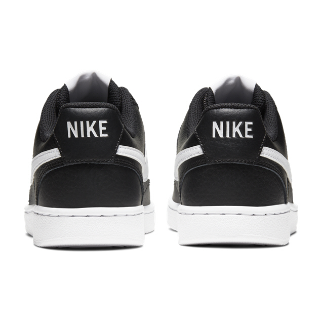 Nike Court Vision Low Women's Trainer, Black