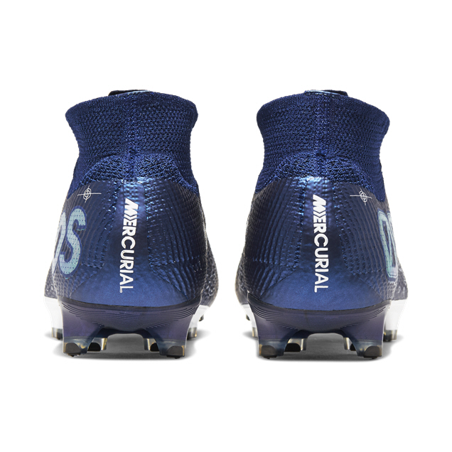 Nike Mercurial Superfly 7 Elite MDS FG Football Boot, Blue