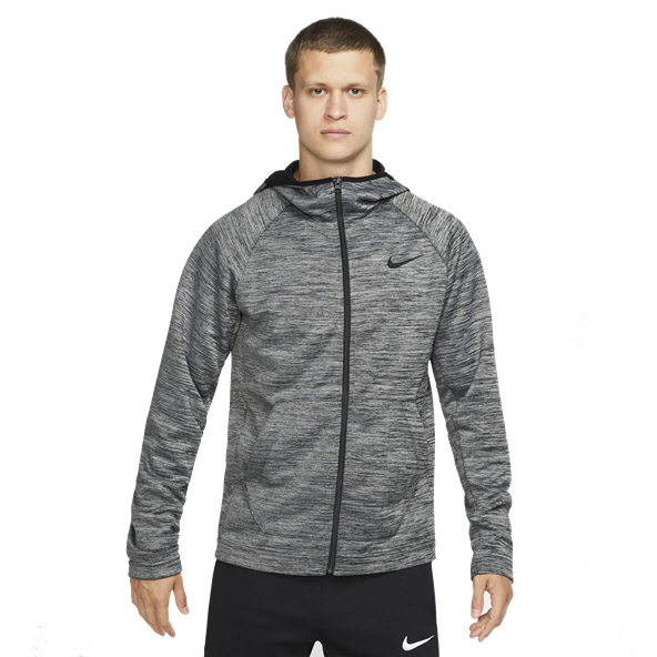 Nike Basketball Spotlight Full Zip Men's Hoody Black