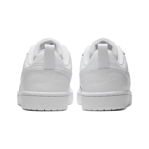 Nike Court Borough Low 2 Kids' Trainer, White