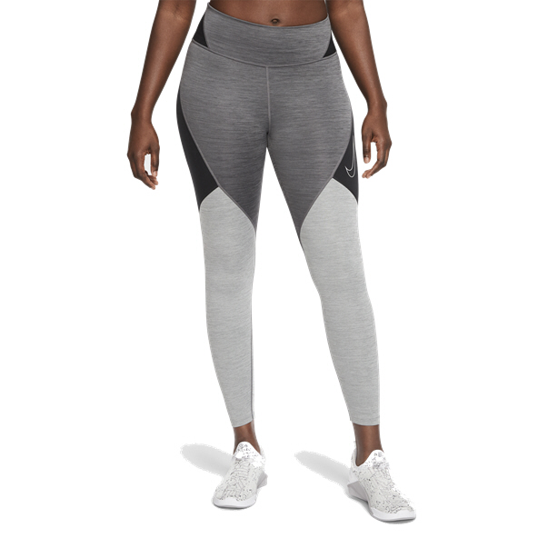 Nike One Novelty Women's Tight, Black/Grey