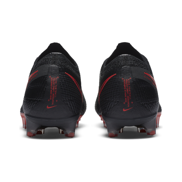 Nike Mercurial Vapor 13 Elite FG Football Boot, Black