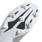 adidas X Ghosted.3 LL FG Football Boot, White