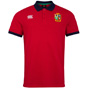 Canterbury Lions Home Nations Polo Red