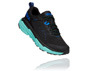 Hoka Challenger ATR 6 GTX Women's Running Shoe Black/Green