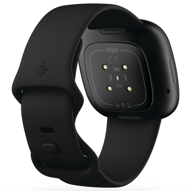Fitbit Versa™ 3 Smart Watch, Black