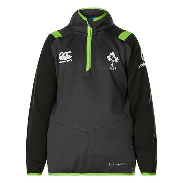 Canterbury IRFU 17 Therm QZ Kid Top Grey