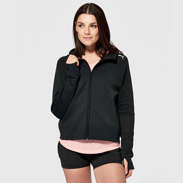 6137df637b84 ... Puma Evostripe Women s FZ Jacket