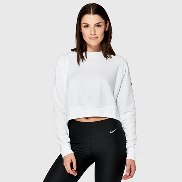Nike Dry Versa Women's Training Top, White