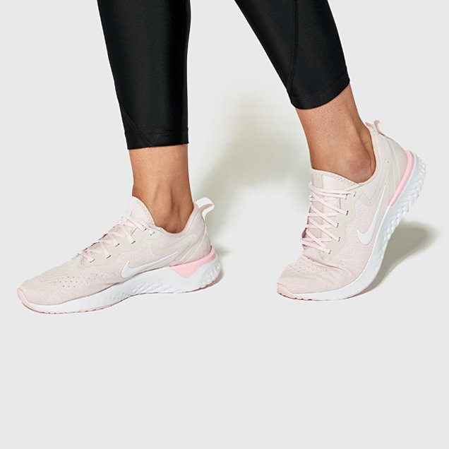 fe2f30cd308d0 ... Pink  Nike Odyssey React Women s Running Shoe