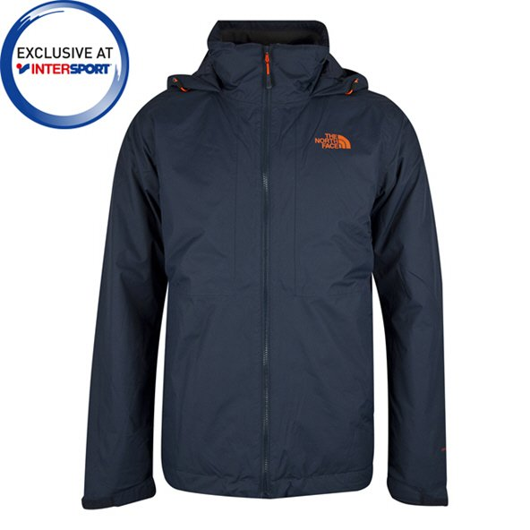 The North Face Arashi II Triclimate Men's Jacket Navy