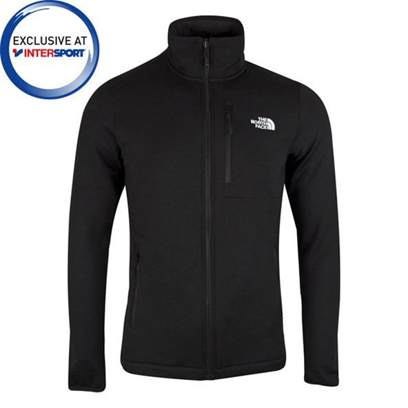 The North Face Men's Arashi II Fleece Black