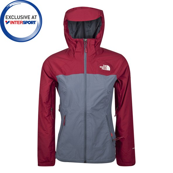 The North Face Hortons Women's Jacket Red