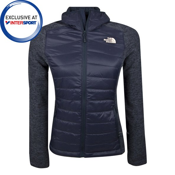 The North Face Women's Arashi II Jacket Navy