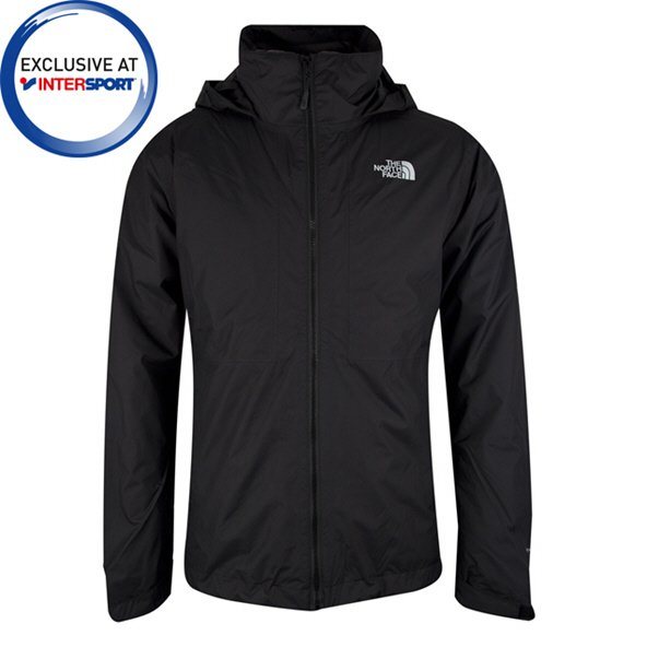 The North Face M Arashi Tri Jkt Black
