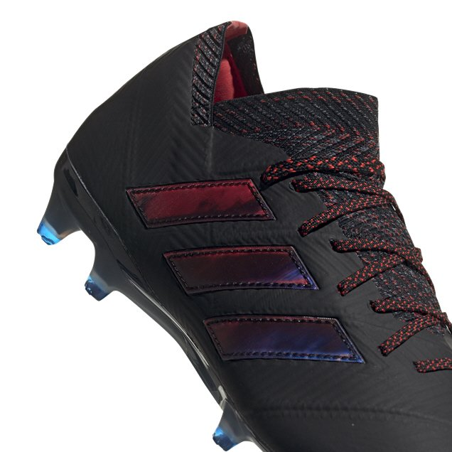 adidas Nemeziz 18.1 FG Football Boot, Black