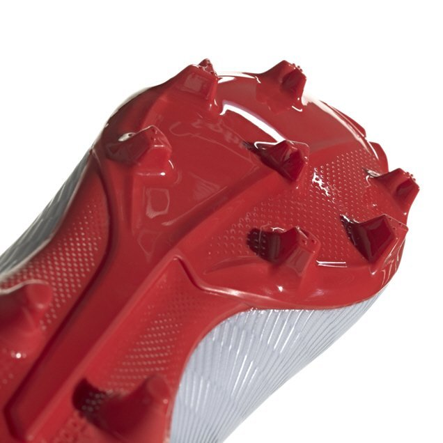 adidas X 19.3 FG Football Boot, Silver
