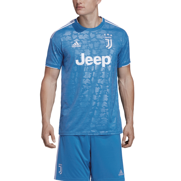 new product ea58c e5f75 adidas Juventus 2019/20 3rd Jersey, Blue | Elverys Site