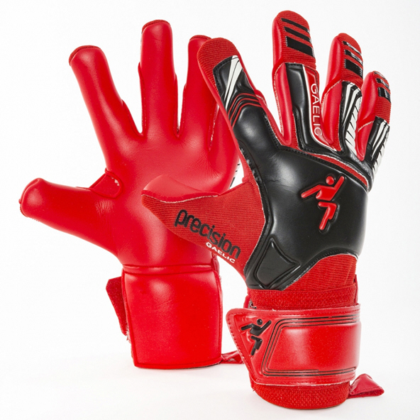 Precision Fusion Training Gaelic Goal Keeper Glove Red