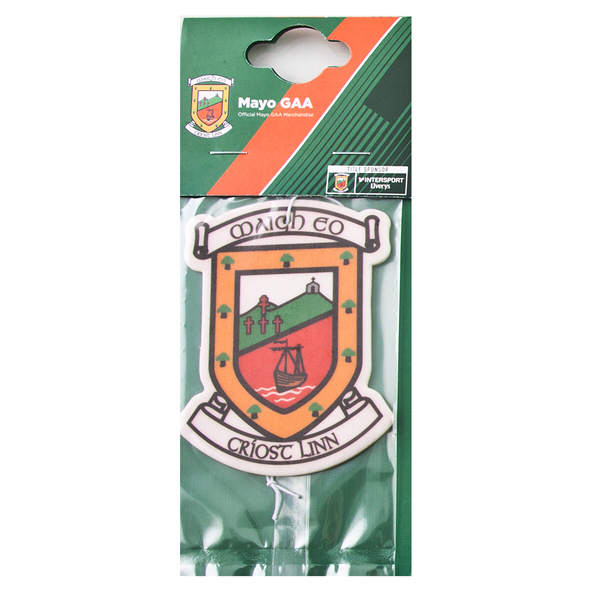 FOCO Mayo Car Air Freshner Green