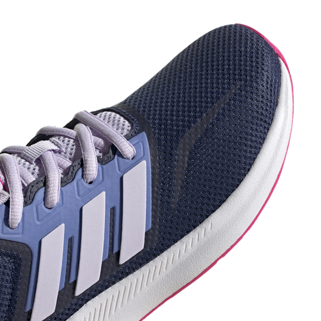 adidas Falcon Girls' Running Shoe, Indigo