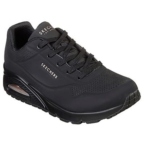 Skechers Uno Women's Trainer Black