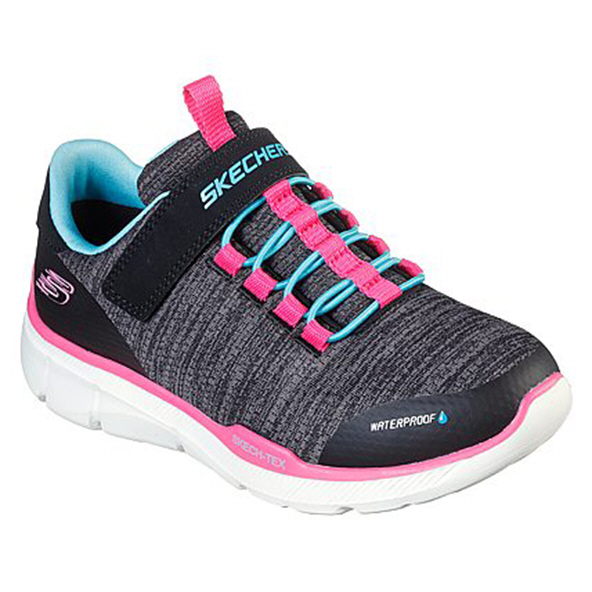 Skechers Equalizer 3.0 MBrace Girls' Trainer Grey