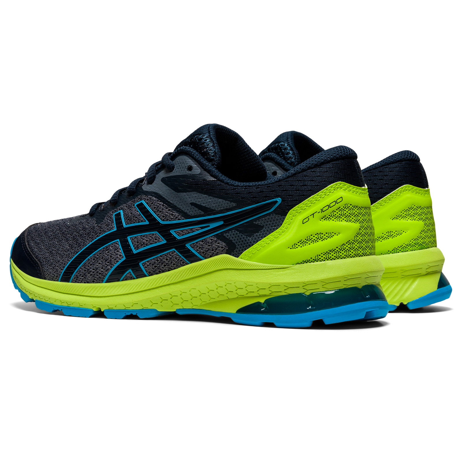 Asics GT-1000 10 Boys' Running Shoe Navy
