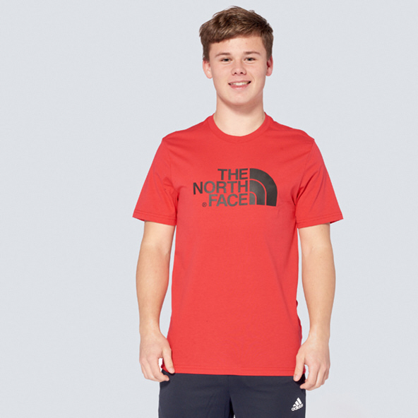 The North Face Easy Men's T-Shirt, Red