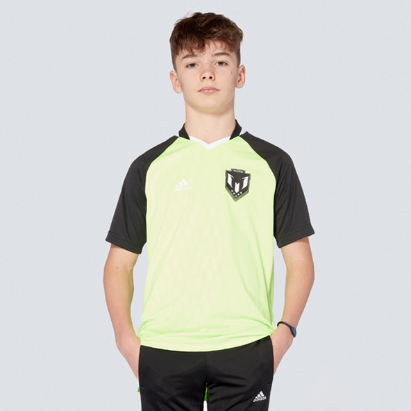 adidas Icon Boys Jersey Green