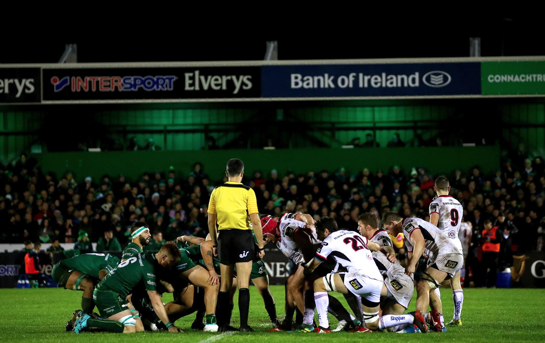 Intersport Elverys -Connacht Rugby