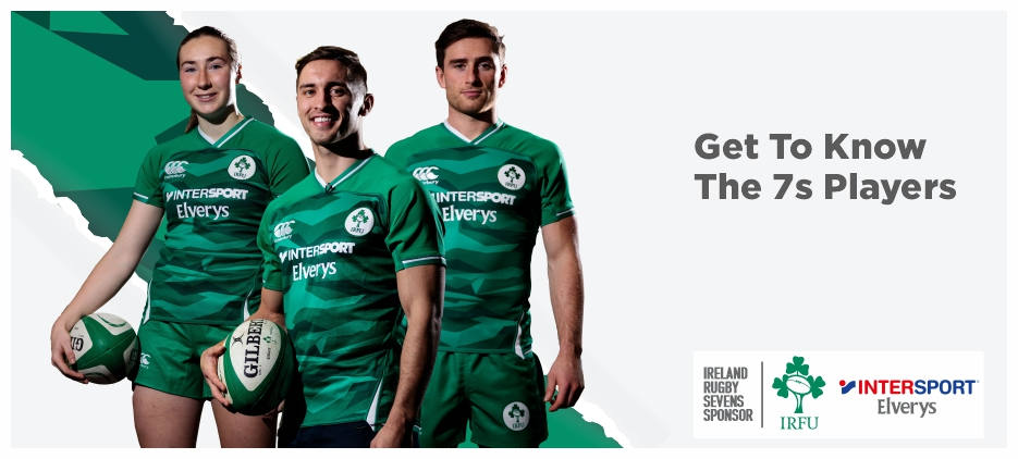 GET TO KNOW THE IRISH RUGBY 7S PLAYERS