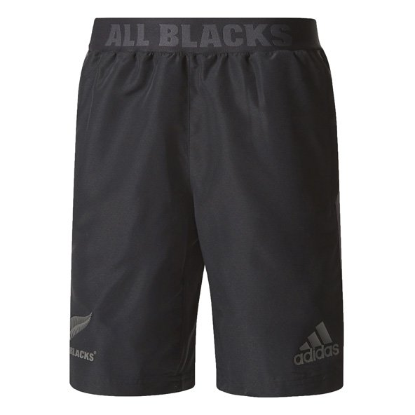 adidas All Blacks 2017 Territory Short, Black