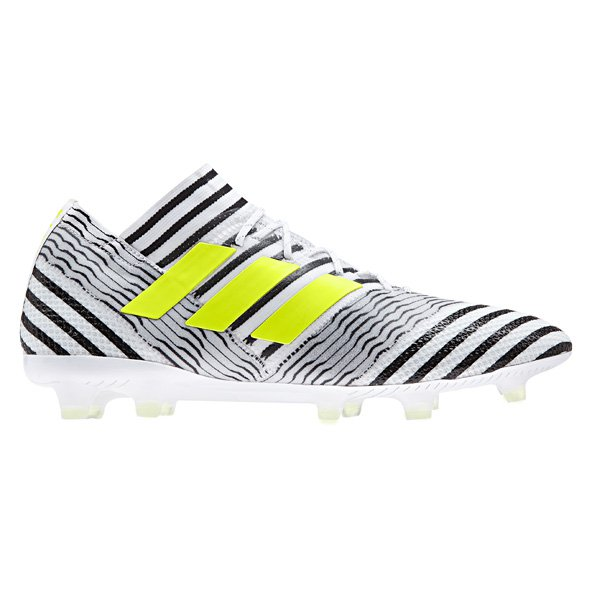 adidas Nemeziz 17.1 FG Football Boot, White