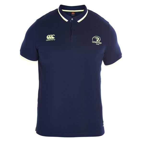 Canterbury Leinster 2016/17 Polo, Navy