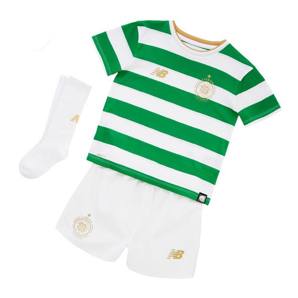 New Balance Celtic 2017/18 Infant Kit, Green