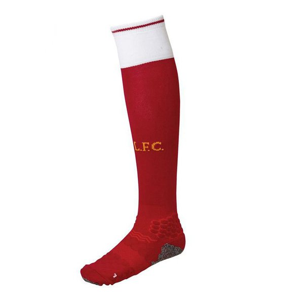 New Balance Liverpool 2017/18 Home Sock, Red